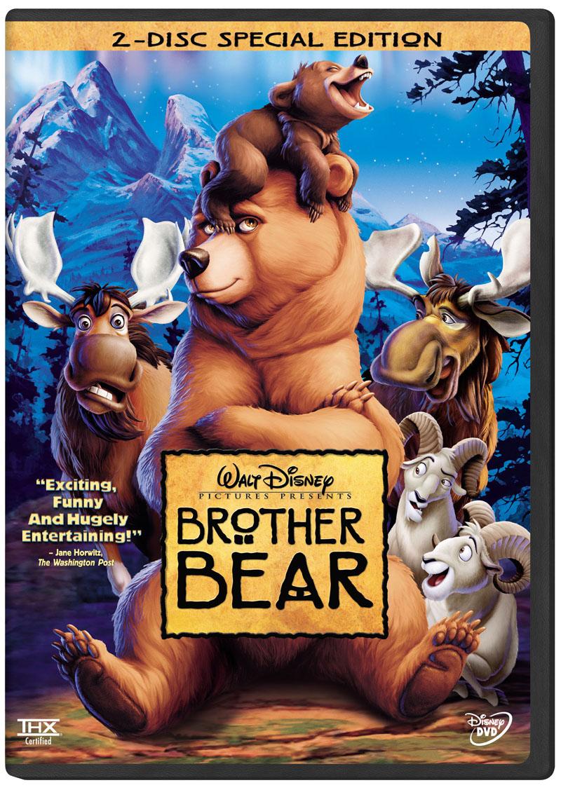 اكبر مكتبه افلام والت ديزني-افلام والت ديزني 2011 brotherbeardvd.jpg