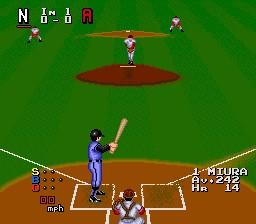 World Class Baseball - TG-16