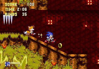 Sonic the Hedgehog 3 - Genesis