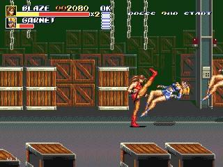 Streets of Rage 3 - Genesis