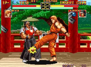 Art of Fighting - Neo Geo