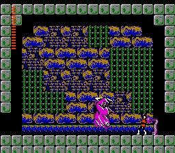 Castlevania II - NES