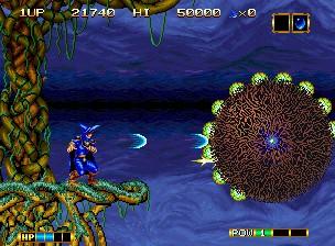 Magician Lord - Neo Geo