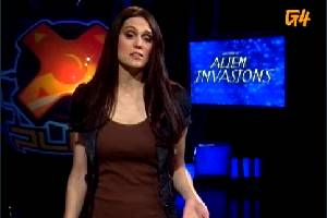 Morgan Webb Alien