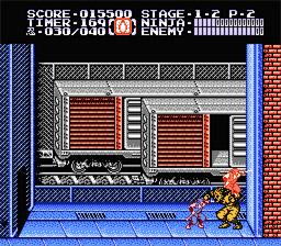 Ninja Gaiden 2 - NES