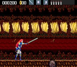 Samurai Ghost - TG16