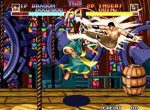 World Heroes - Neo Geo