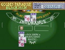 Vegas Stakes - Super NES