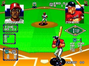 Baseball Stars 2 - NeoGeo