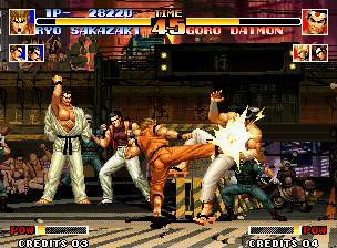 The King of Fighters '94 - Neo Geo