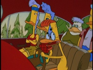 Duckman Season 3 & 4 – Screen Two