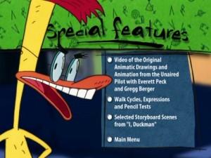 Duckman Season 3 & 4 – Special Features