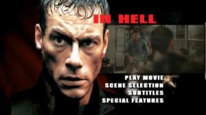 In Hell - DVD Menu