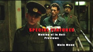 In Hell – Special Features