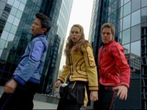 Power Rangers Jungle Fury – Screen One