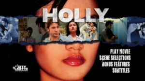 Holly - DVD Menu