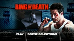 Ring of Death - DVD Menu