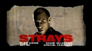 Strays - DVD Menu