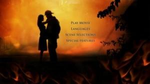 Fireproof - DVD Menu