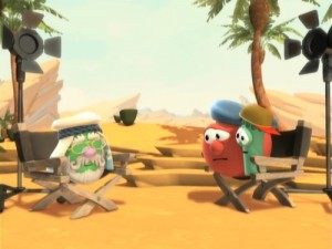 Veggie Tales: Abe & The Amazing Promise – Screen One