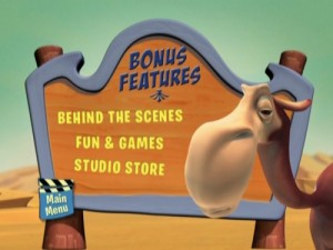 Veggie Tales: Abe & The Amazing Promise – Special Features