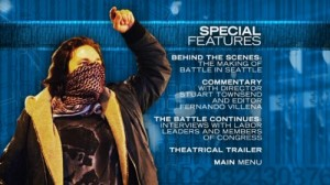 Battle in Seattle – Special Features