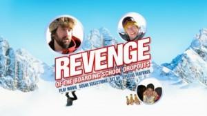 Revenge of the Boarding School Dropouts - DVD Menu