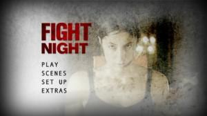 Fight Night - DVD Menu