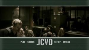 JCVD - DVD Menu