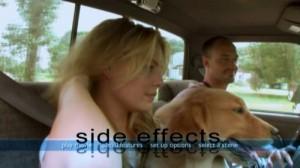 Side Effects - DVD Menu