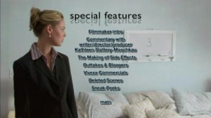 Side Effects - Special Features