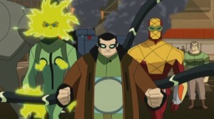 Spectacular Spider-Man, The: Season Four – Screen Two