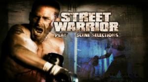 Street Warrior - DVD Menu