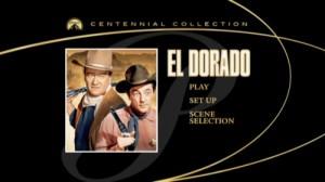 El Dorado - DVD Menu