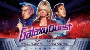 Galaxy Quest (DE) - DVD Menu