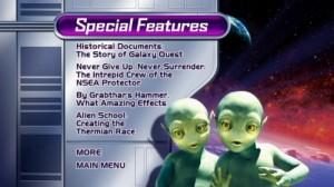 Galaxy Quest (DE) – Special Features