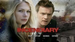 Incendiary - DVD Menu