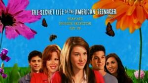 Secret Life of American Teenager Season Two - DVD Menu