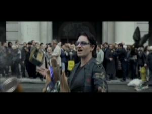 U2 in the Third Millennium – Screen One