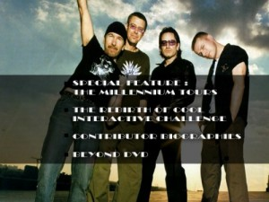U2 in the Third Millennium – Special Features