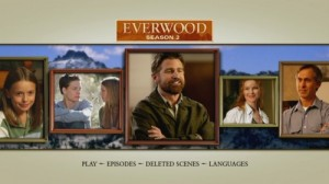 Everwood Season Two - DVD Menu