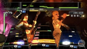 Rock Band Track Pack: Country - Screen Two