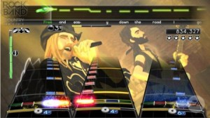 Rock Band Track Pack: Country - Screen Four