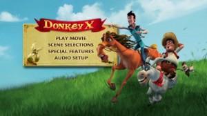 Donkey X - DVD Menu