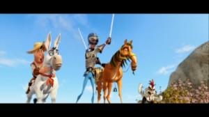 Donkey X – Screen Two