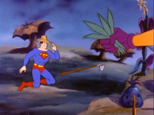 Superfriends: The Lost Episodes – Screen One