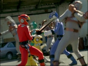 Power Rangers RPM Volume 2 – Screen Two