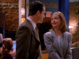 Ally McBeal Season One – Screen One