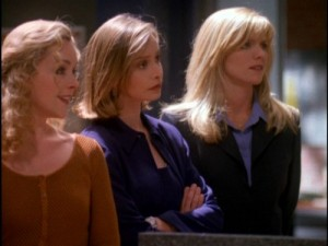 Ally McBeal Season One – Screen Two