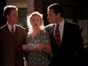Ally McBeal Season One – Screen Three